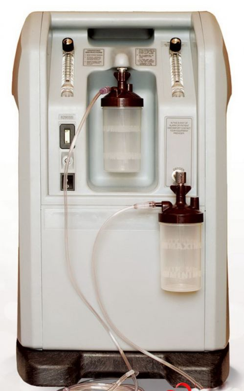 Kyslíkový koncentrátor, dýchací přístroj AIRSEP NEWLIFE INTENSITY 10L - 2 výstupy