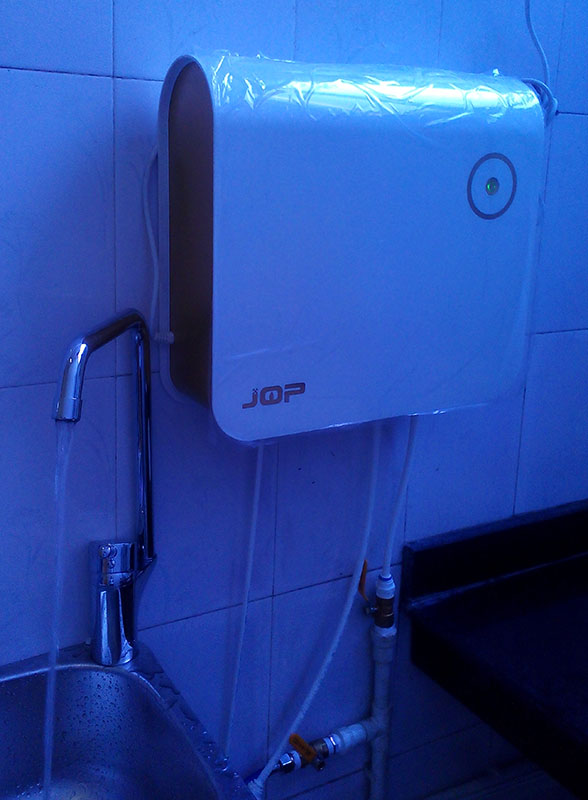 TRUME N706 500 mg/h - ozónový generátor, ozónový čistič vody