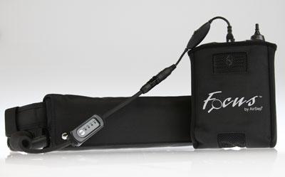 Kyslíkový koncentrátor, dýchací přístroj AIRSEP FOCUS