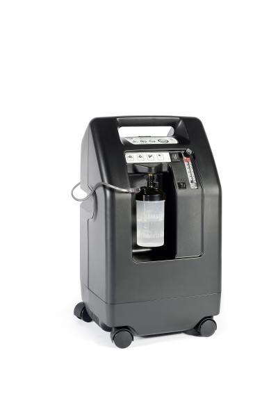 Kyslíkový koncentrátor, dýchací přístroj DeVilbiss Compact 525