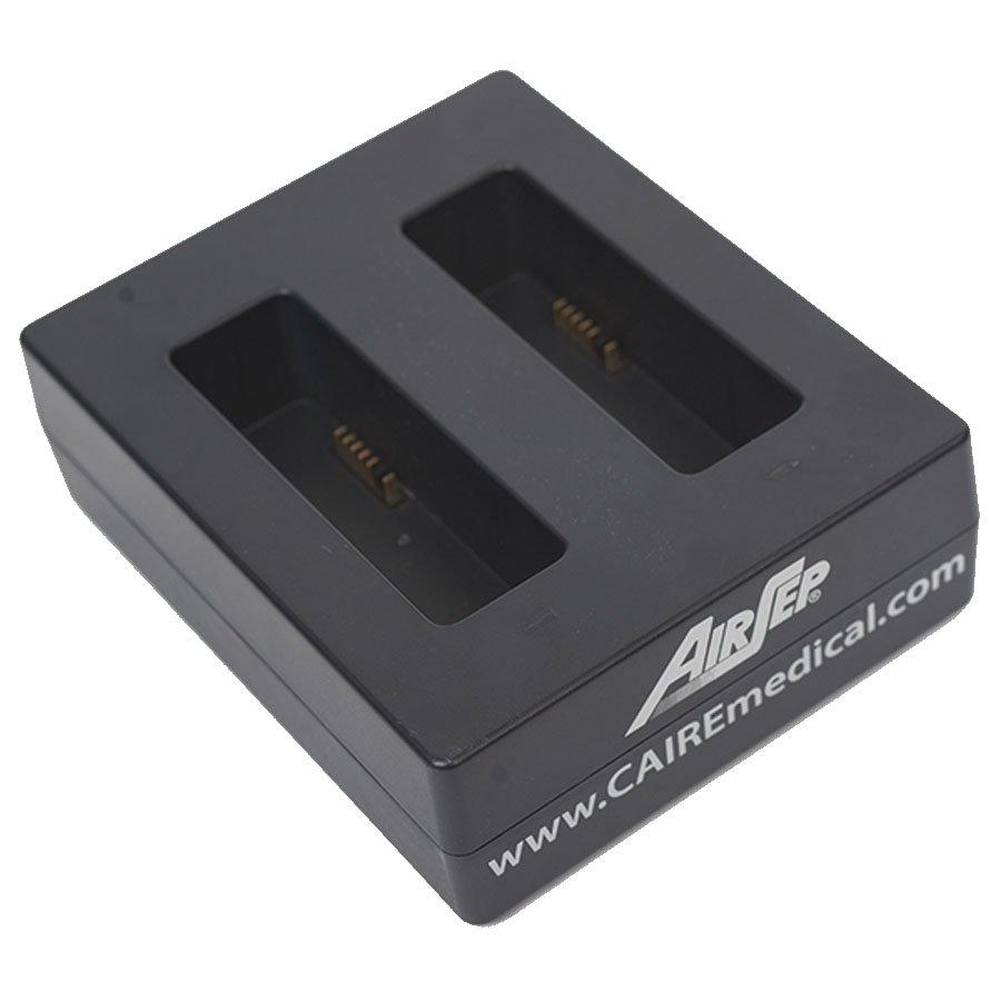 Externí akumulátor s dobíjecí stanicí pro kyslíkové koncentráty AirSep Freestyle, FOCUS