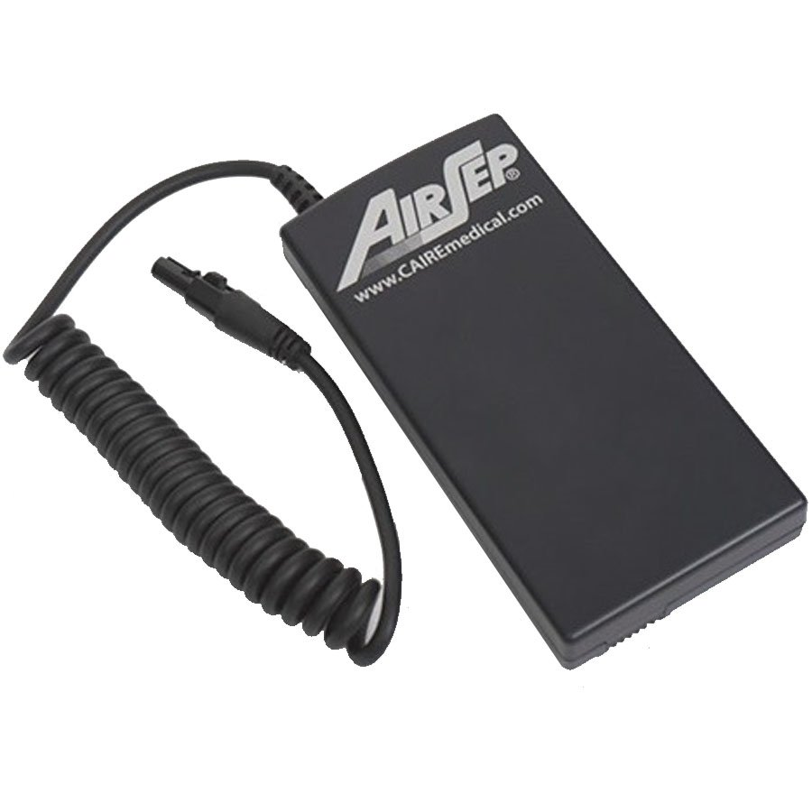 Náhradní, externí akumulátor pro kyslíkové koncentráty AirSep Freestyle, FOCUS
