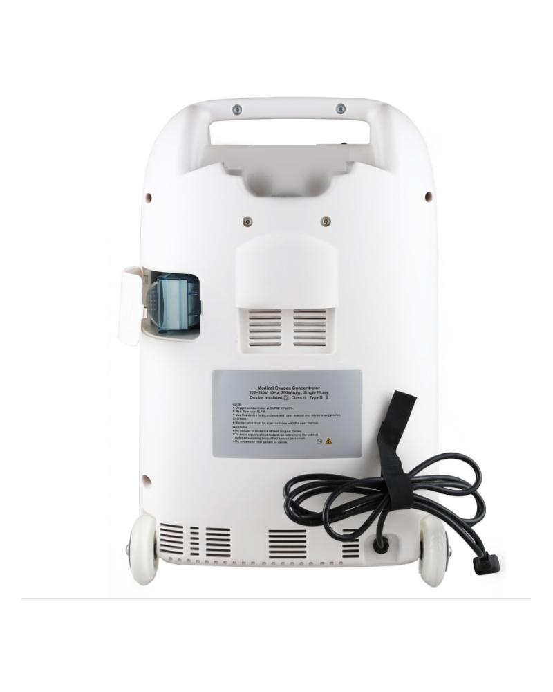 Kyslíkový koncentrátor, dýchací přístroj Keyhub K5BW