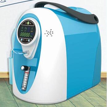 Kyslíkový koncentrátor, dýchací přístroj OX ONE GBA 3L (5L), 93%