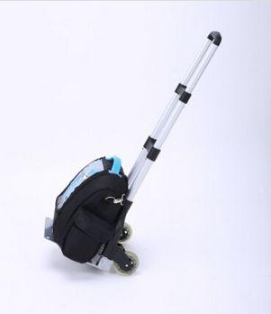 Vozík k přenosným kyslíkovým koncentrátorům OX ONE GBA 5L a OX ONE GBA 102
