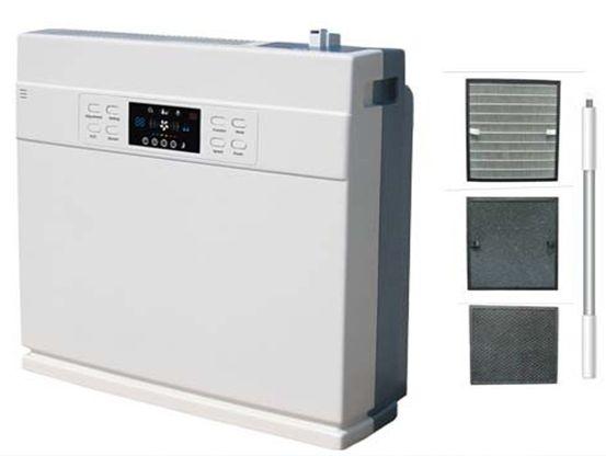 Čistička a zvlhčovač vzduchu AQUA W8