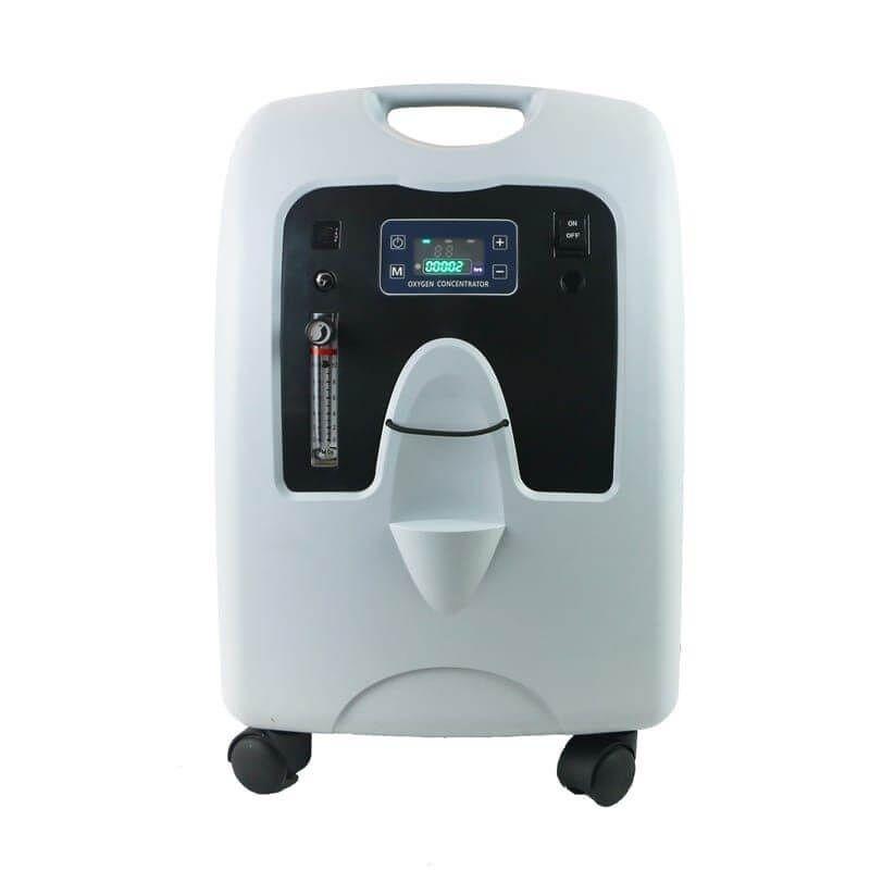 Kyslíkový koncentrátor, dýchací přístroj LOVEGO OX-5A (LG502) - 5L, 93%