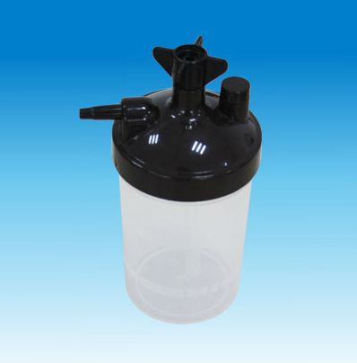 Láhev zvlhčovače 1 (humidifier) do průtoku 6 L/min