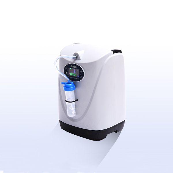 Zapůjčení kyslíkového koncentrátoru - LOVEGO LG102P pulsní přenosný