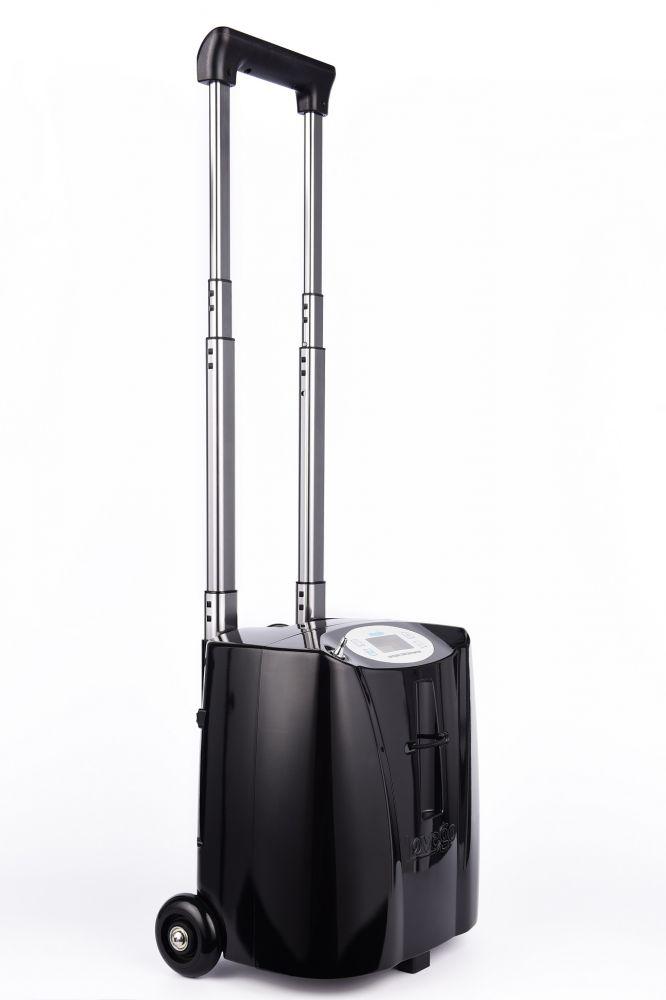 Přenosný kyslíkový koncentrátor s baterií LOVEGO LG103 - 7l/min, 95%