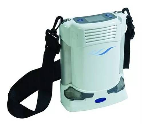 Přenosný kyslíkový koncentrátor CAIRE FreeStyle Comfort - 16-článková baterie