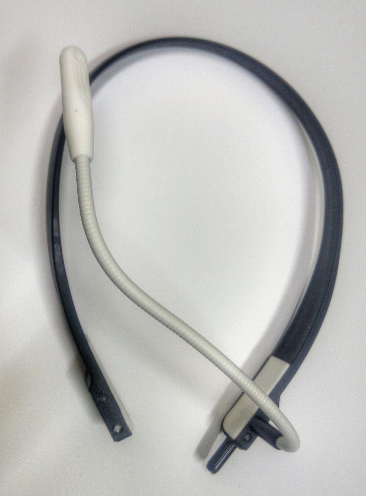 Sluchátka pro přísun kyslíku pod nos