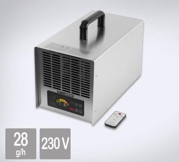 Generátor ozónu HE-144 - vysoký výkon až 28 000 mg/h