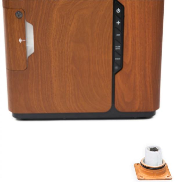 Vzduchový filtr pro koncentrátory YUWELL YU-500 a YU-300