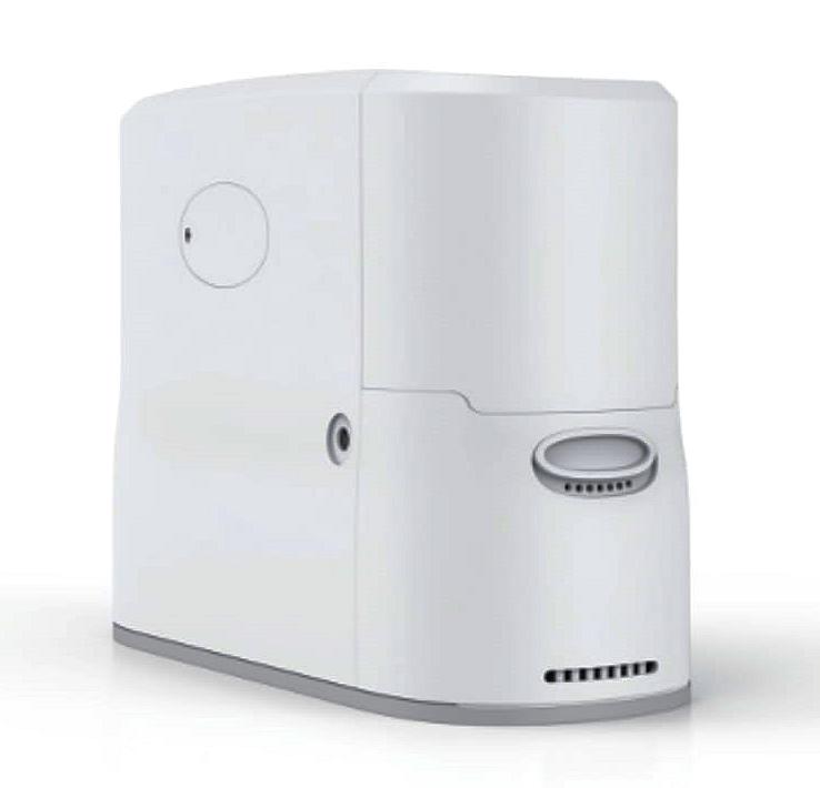 Přenosný kyslíkový koncentrátor s baterií KINGON P2, 5L/min, 96% - Z