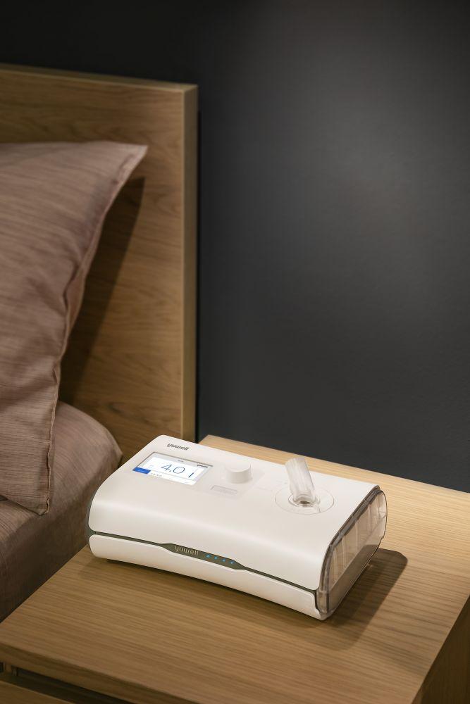 Monitoring a léčba spánkové apnoe YH-550 CPAP / APAP