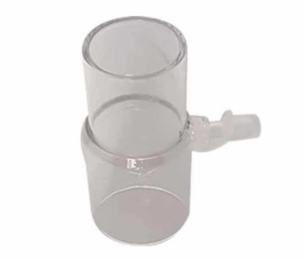 Adaptér pro připojení kyslíkového koncentrátoru k APAP/CPAP/Bi-PAP přístroji