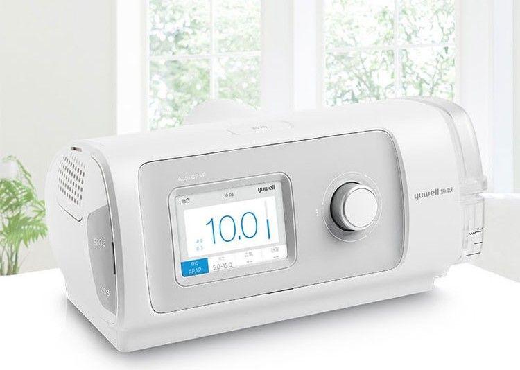 Monitoring a léčba spánkové apnoe YH-450 CPAP / APAP