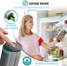 Čistička vzduchu se zabudovaným ionizátorem a ozonizátorem IONKINI JO-6708